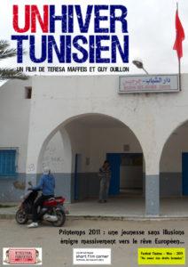 affiche hiver tunisien