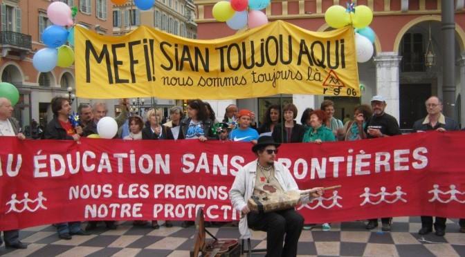 NON au « délit de solidarité » !