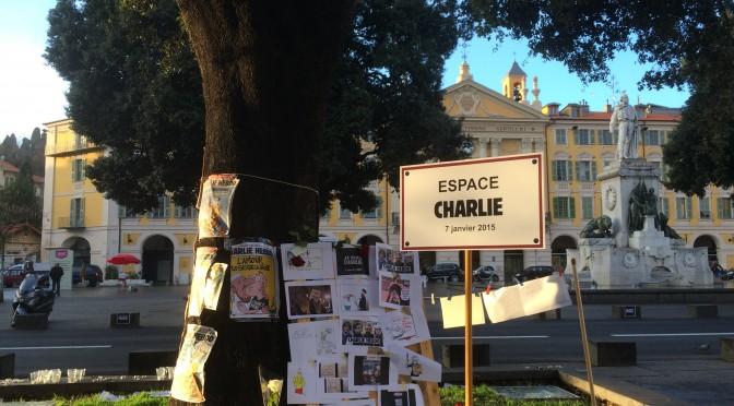 Rendez vous à l'Espace Charlie Place Garibadi Nice