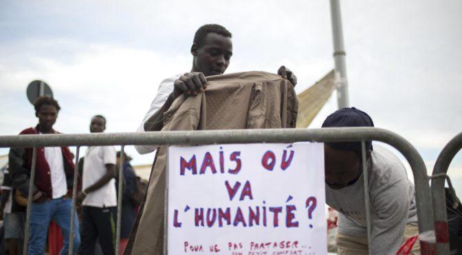 Pour le respect des droits fondamentaux des exilé.e.s à la frontière franco-italienne et ailleurs.
