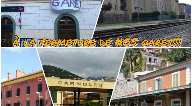 Journée d'anniversaire de la ligne Nice/Ventimiglia – Cuneo – Torino.
