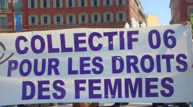Rassemblement et marche pour les droits des femmes le 8 mars.