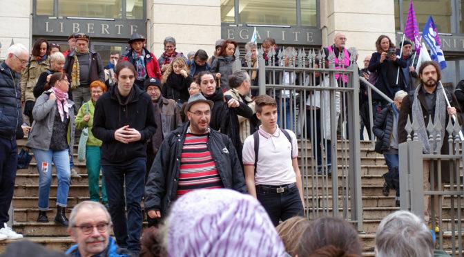 Procès des syndicalistes arrêté-e-s le 9 Mai : reporté au 7 septembre 2020.