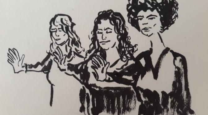 8 mars – manifestation pour la grève féministe