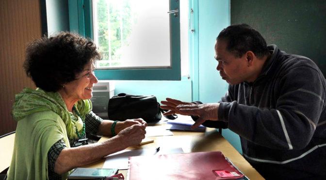 Diffusion du film documentaire : «Murs de papiers»en présence du réalisateur.