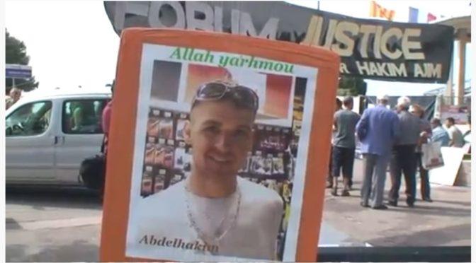 Violences policières : à Grasse, il y a 12 ans, le drame Hakim Ajimi