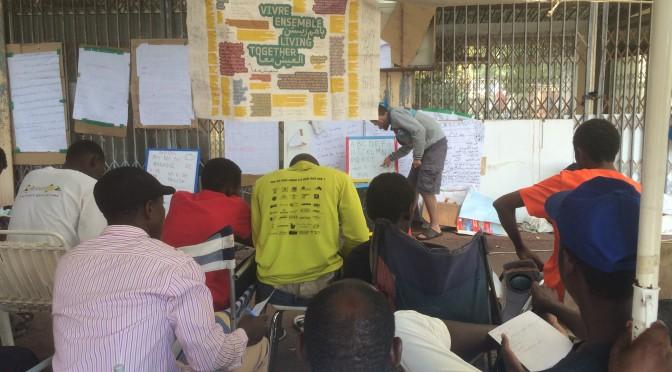 L'Université de Nice Sophia Antipolis en soutien aux étudiants réfugiés