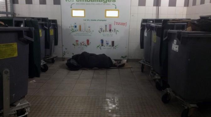 Lettre au Maire de Nice pour l'accueil de nuit des sans domicile fixe