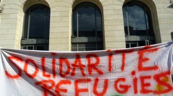La solidarité au tribunal.