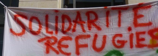 Stop au harcèlement policier et que vive la solidarité !