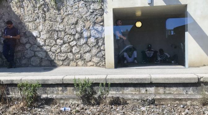 Communiqué interassociatif : Frontière italienne, faux en écritures publiques ou pas ?