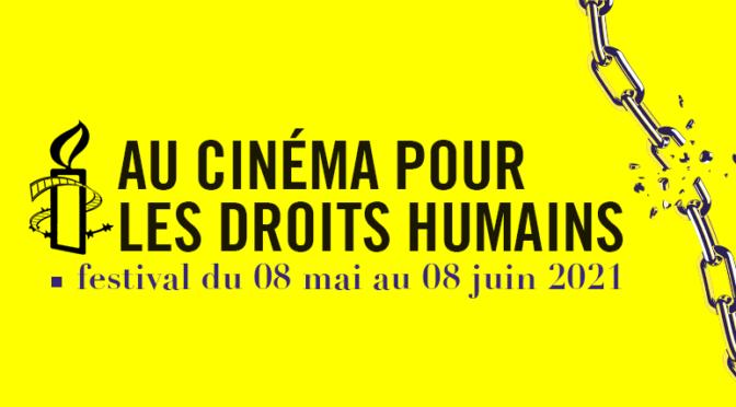 Au cinéma pour les droits humains.
